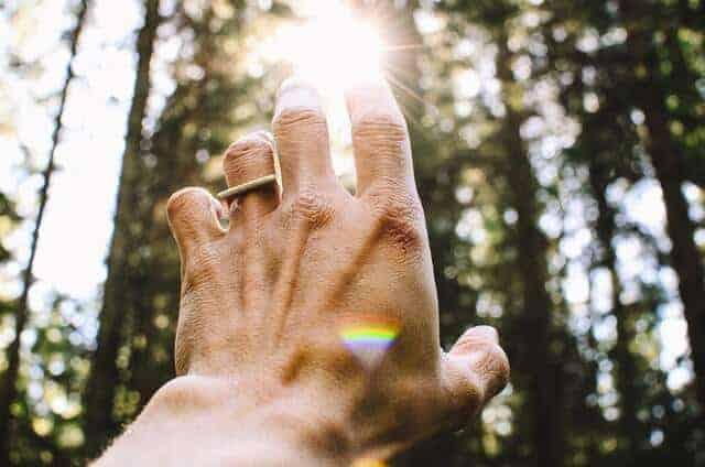 Experience God healing power