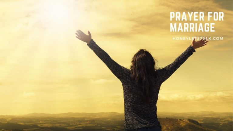 20 Powerful Prayer For Marriage